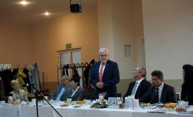 Galeria Świąteczne spotkanie dyrektorów