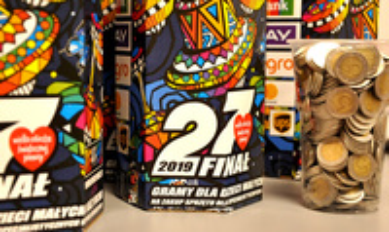 Galeria 27. Finał WOŚP