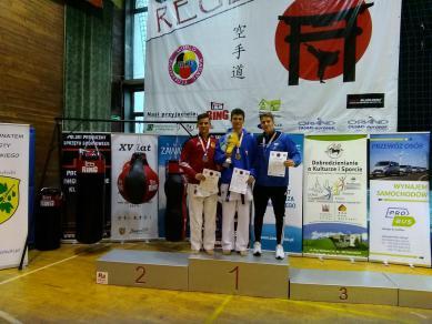 Galeria XXV Międzynarodowy Turniej Karate