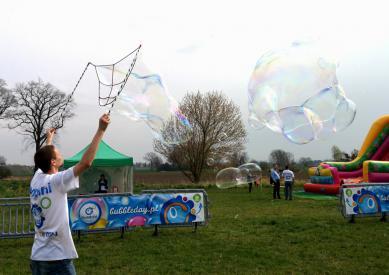 Galeria Bubble Day