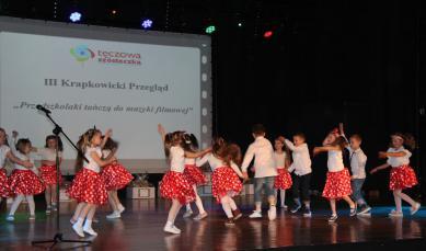 Galeria Taniec przedszkolaki