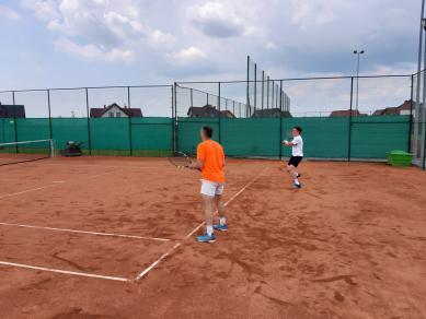 Galeria Mistrzostwa w Tenisie Ziemnym