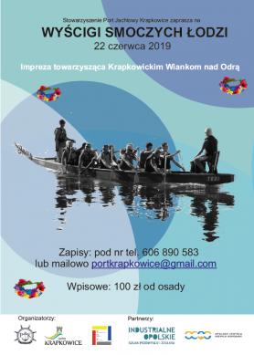 Plakat łodzie smocze.png