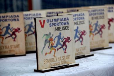 Galeria V Olimpiada Seniora