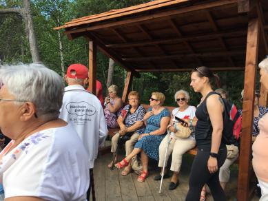 Galeria Aktywni seniorzy pogranicza