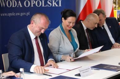 Galeria Podpisanie umowy
