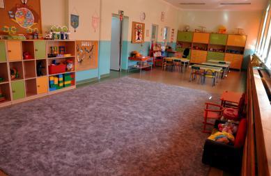 Galeria Przedszkole w Gwoździcach po remoncie