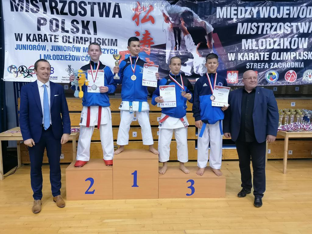 Galeria Mistrzostwa Polski Karate Olimpijskie