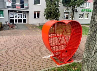 Galeria Drugie serce na nakrętki