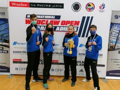 Galeria International Karate Wrocław Open