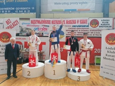 Galeria Otwarte Mistrzostwa Łodzi w Karate