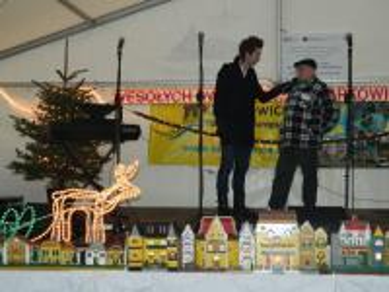 Galeria Jarmark Bożonarodzeniowy 2012