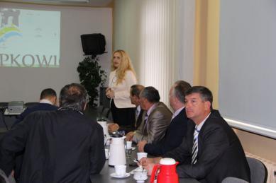 Galeria Ukraina delegacja 2013