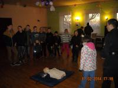 Galeria Sciborowice - ferie z wedka